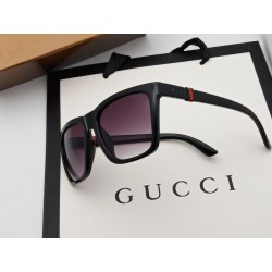 GUCCI Unisex Wayferer Black Sunglasses