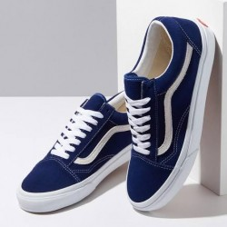 Blue Vans Shoes Casual Shoes Sneaker Vans Blue