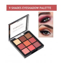 9 Ultimate Shades Eye Shadow Pressed Powder Colours 9 g