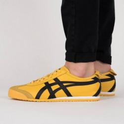 BRANDED ONITSUKA TIGER SNEAKERS SHOES YELLOW SNEAKERS