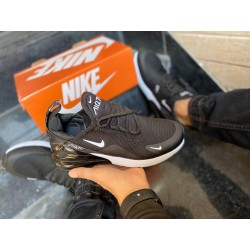 NIKE AIRMAX 27C BLACK SHOES